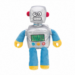 Gage the Robot Scentsy Buddy
