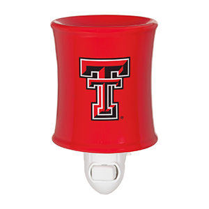 Texas Tech Scentsy Nightlight Mini Warmer