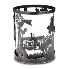 Countryside Etched Core Scentsy Warmer Wrap