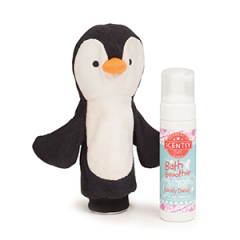 Percy the Penguin Scrubby Buddy + Bath Smoothie