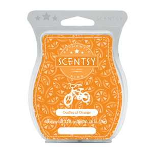 Oodles of Orange Scentsy Bar
