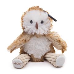 Oakley the Owl Buddy Clip + Oodles of Orange