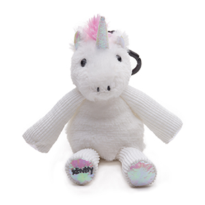 Stella the Unicorn Buddy Clip + Rockin' Ruby Razz