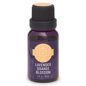 Lavender Orange Blossom 100% Natural Oil 15 mL