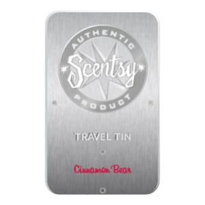 Cinnamon Bear Travel Tin