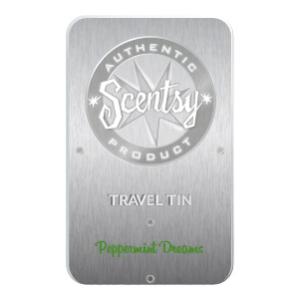 Peppermint Dreams Travel Tin