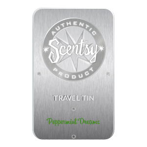Peppermint Dreams Travel Tin