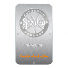 Pumpkin Marshmallow Travel Tin