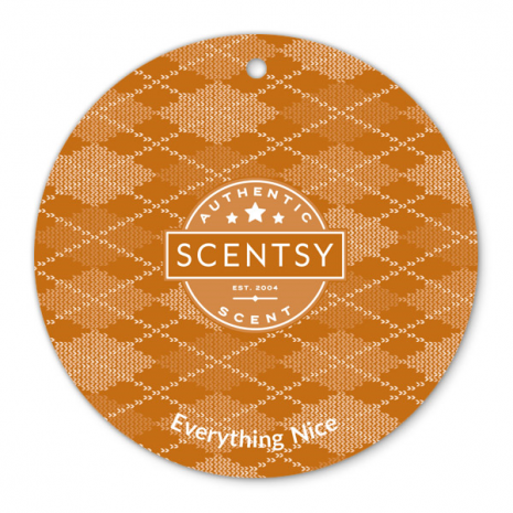 Everything Nice Scent Circle