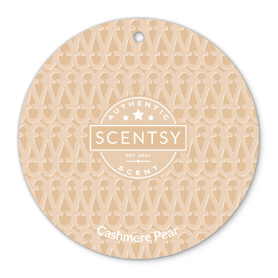 Cashmere Pear Scent Circle