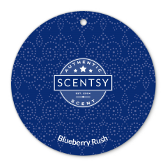 Blueberry Rush Scent Circle