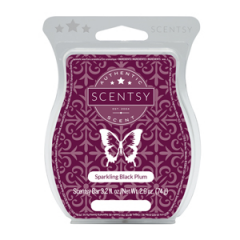 Sparkling Black Plum Scentsy Bar
