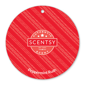 Peppermint Rush Scent Circle