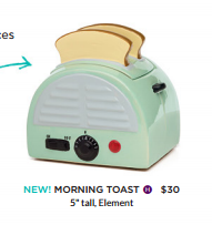 Morning Toast Scentsy Warmer
