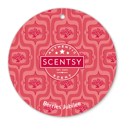 Berries Jubilee Scent Circle