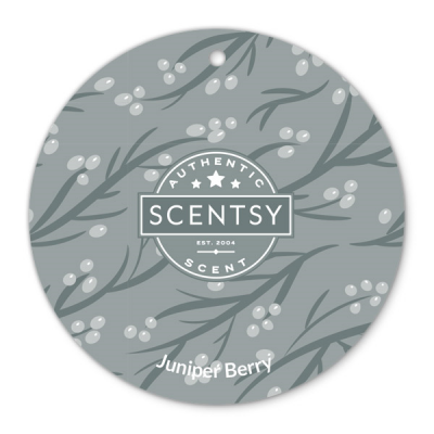 Juniper Berry Scent Circle