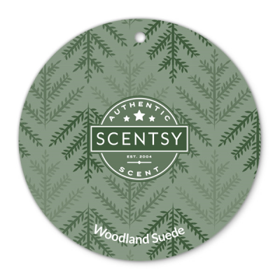 Woodland Suede Scent Circle