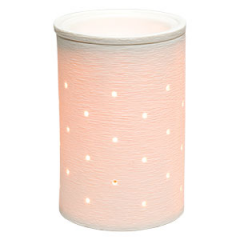 Etched Core Scentsy Warmer (with $15 Wrap)