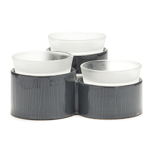 Accord Scentsy Warmer - Gray