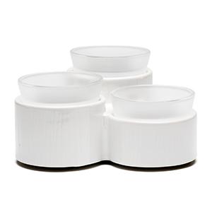 Accord Scentsy Warmer - White