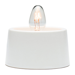 Tabletop Base for Glass Nightlight Scentsy Warmer