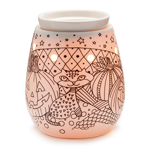 Tricks & Treats Scentsy Warmer