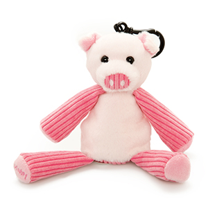 Penny the Pig + Crazy Coconut Fragrance Buddy Clip