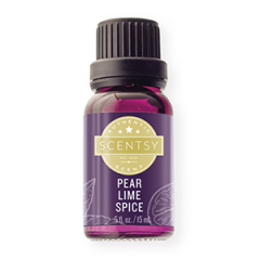 Pear Lime Spice 100% Natural Oil 15mL