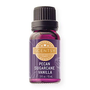 Pecan Sugarcane Vanilla 100% Natural Oil 15mL