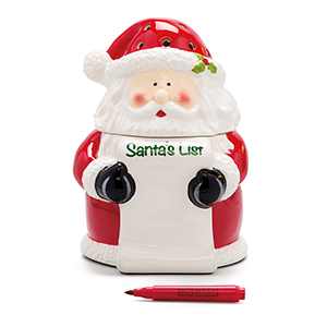 Santa's List Scentsy Warmer
