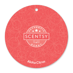 Aloha Citrus Scent Circle