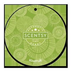 Kiwifruit Scent Circle