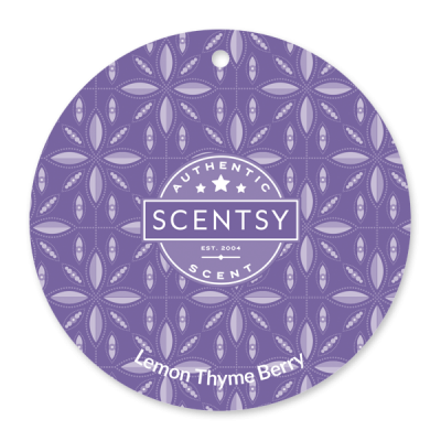 Lemon Thyme Berry Scent Circle