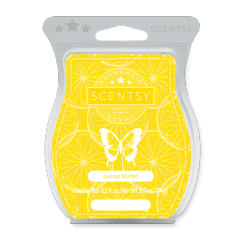 Lemon Sorbet Scentsy Bar