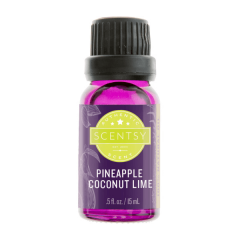 Pineapple Coconut Lime 100% Natural Oil