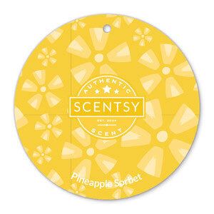 Pineapple Sorbet Scent Circle