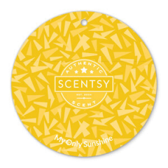 My Only Sunshine Scent Circle