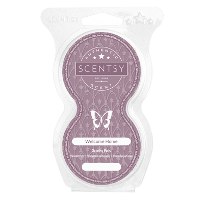 Welcome Home Scentsy Go Pod Twin Pack
