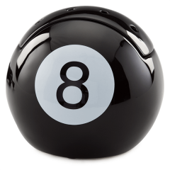 8 Ball Scentsy Warmer