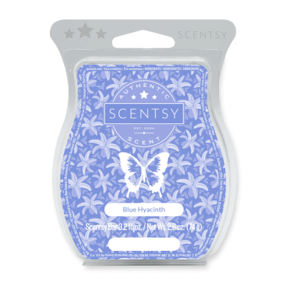 Blue Hyacinth Scentsy Bar