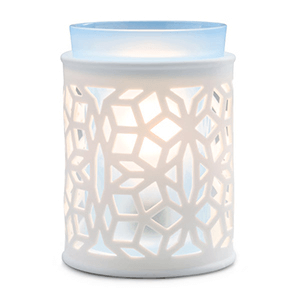 Darling with blue insert Scentsy Warmer