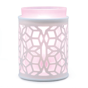 Darling with purple insert Scentsy Warmer
