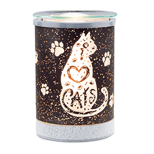 I Heart Cats Scentsy Warmer