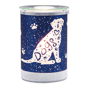 I Heart Dogs Scentsy Warmer