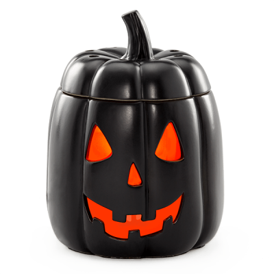 Jack – Black Pumpkin Scentsy Warmer