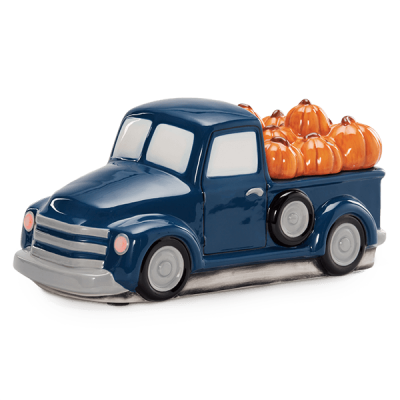 Pumpkin Delivery Scentsy Warmer