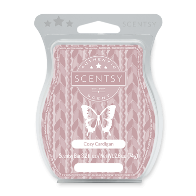Cozy Cardigan Scentsy Bar