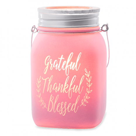 Grateful, Thankful, Blessed Scentsy Warmer – Scentsy ...