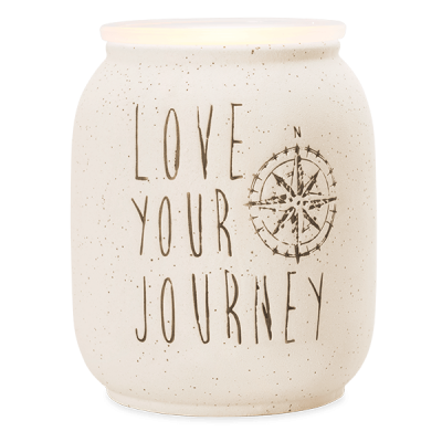 Love Your Journey Scentsy Warmer