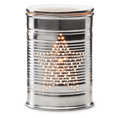 Tin Can Stars Scentsy Warmer